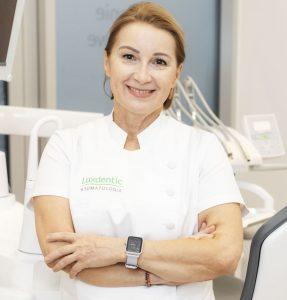 Magdalena Rossa Ziemlińska, stomatologia zachowawcza, protetyka