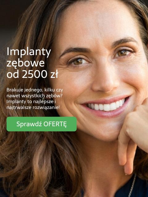 implanty zębowe, implanty zebów, straumann